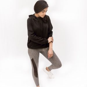 athleisure hoodie