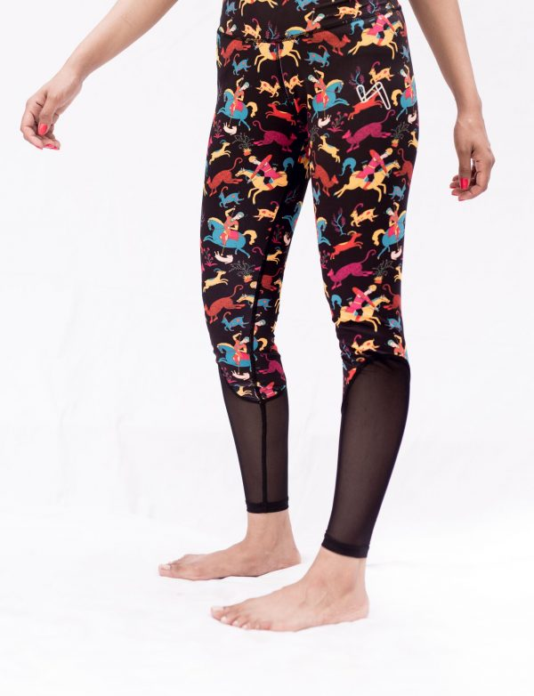 activewear tights in pakistan