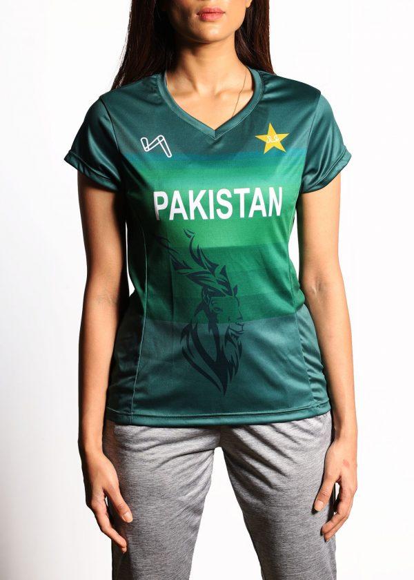 Pakistan Cricket World Cup 2019 shirt