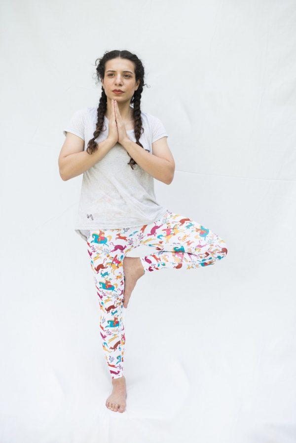 Sportswear tights in pakistan