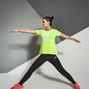 Neon Running Shirt